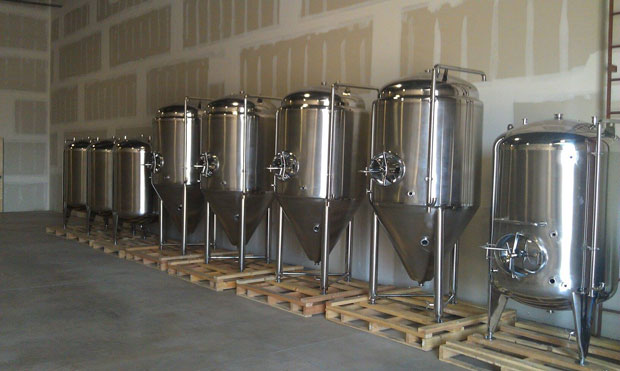 Los alamos nm s first co op brewery seeks 300 member for Craft kettle brewing equipment