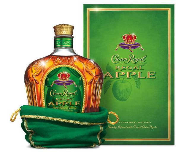 crown royal taste