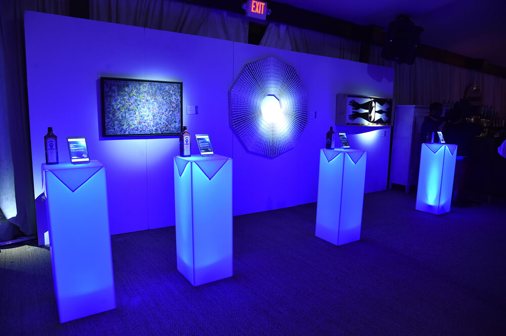 5th Annual BOMBAY SAPPHIRE Artisan Series Finale at Soho Beach House during SCOPE Miami Beach